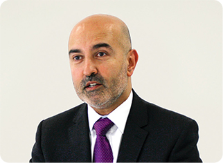 Jag Grewal, Group Sales & Marketing Director